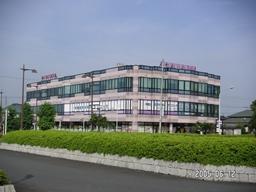 地域のシンボル的存在となるセンター施設としてのビル建設。