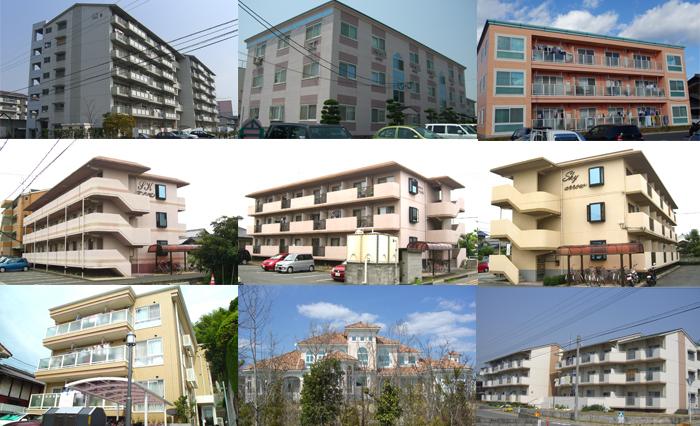 日本技研建設の住宅